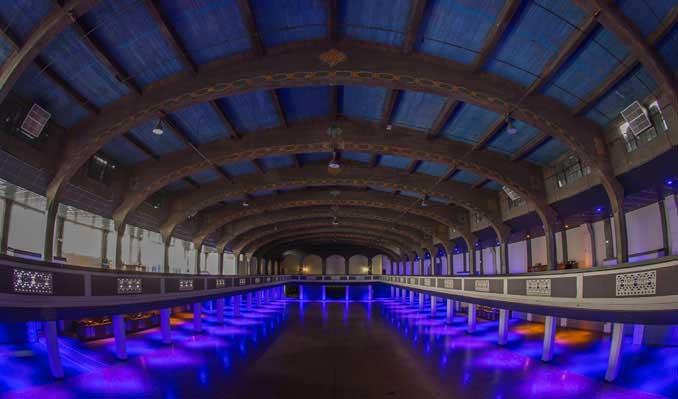 Shrine auditorium expo center