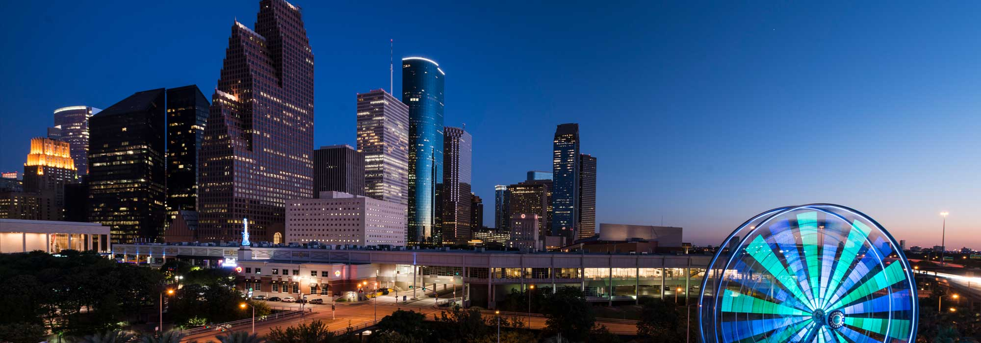Local trade show models & booth staff are available for every Houston event.