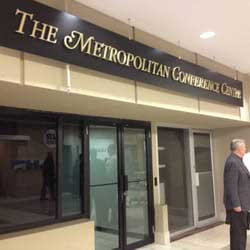 The metropolitan conference centre