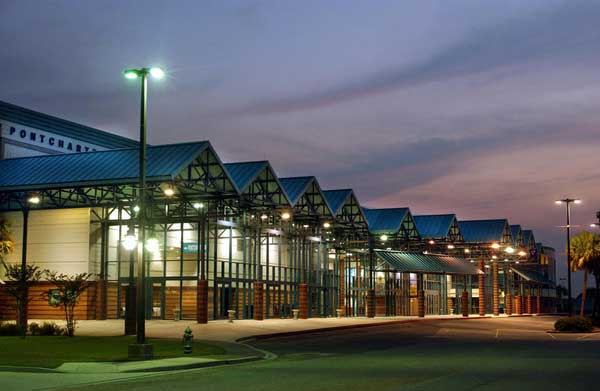 Pontchartrain center
