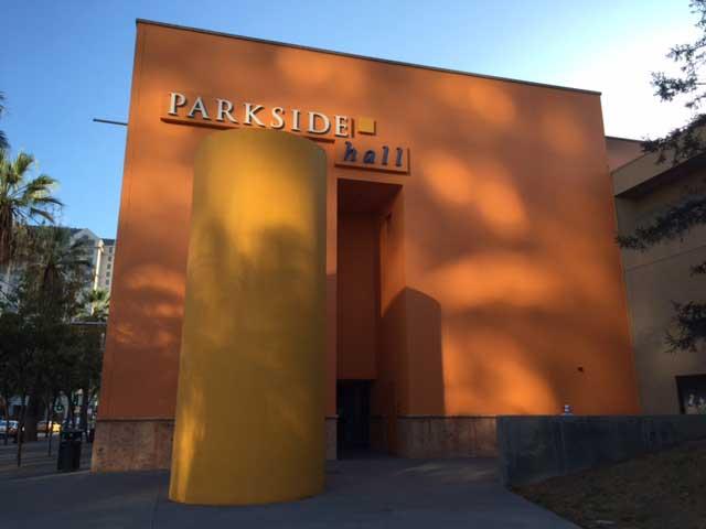 Parkside hall
