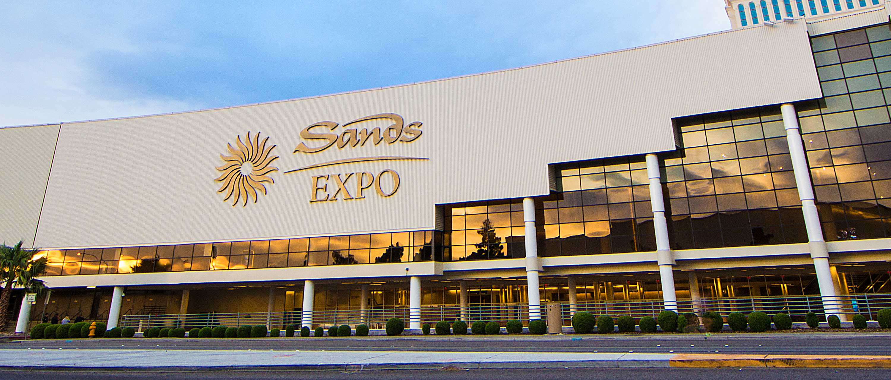 Sands expo and convention center