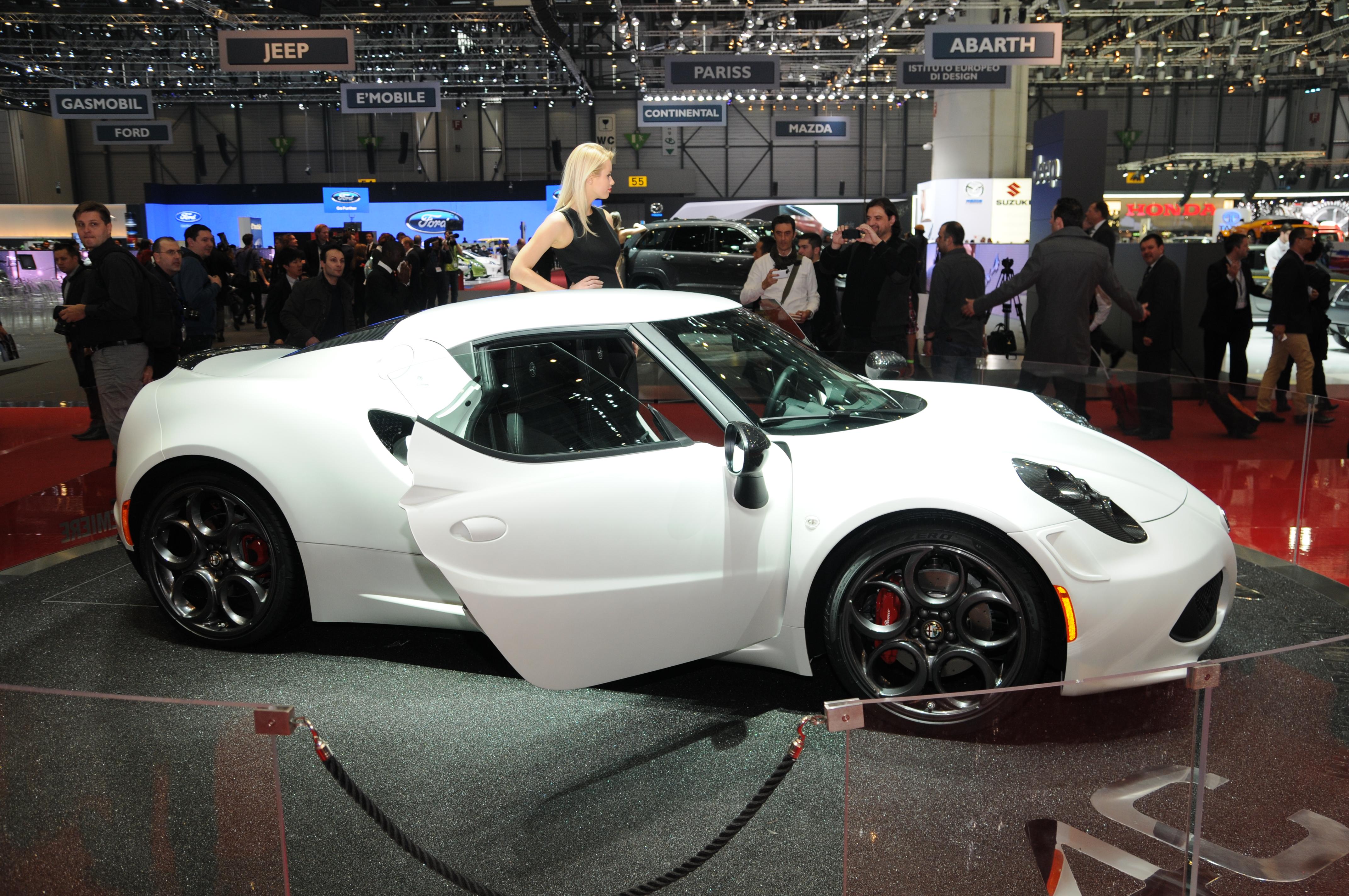 car show models